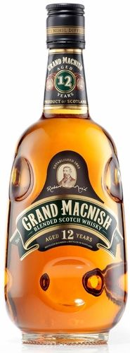 Grand Macnish 12 Years Old 0,7 / 40%