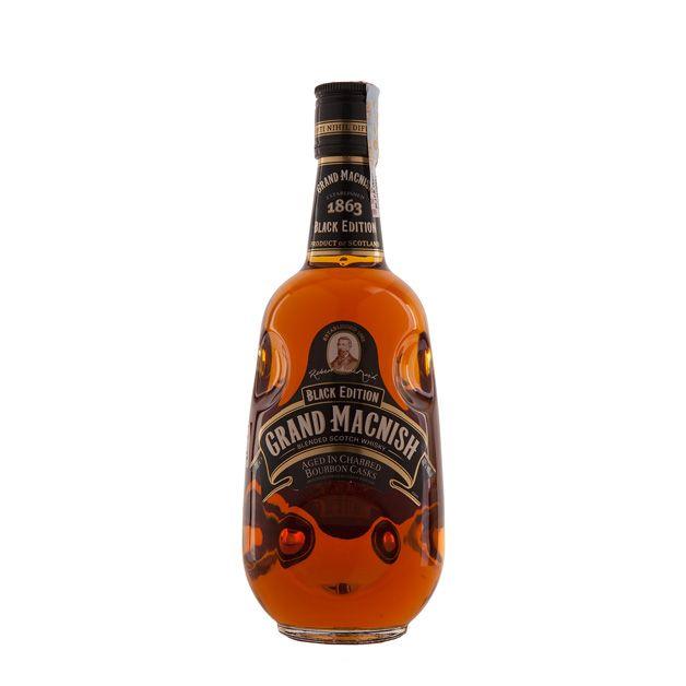 Grand Macnish BLACK Edition  40%