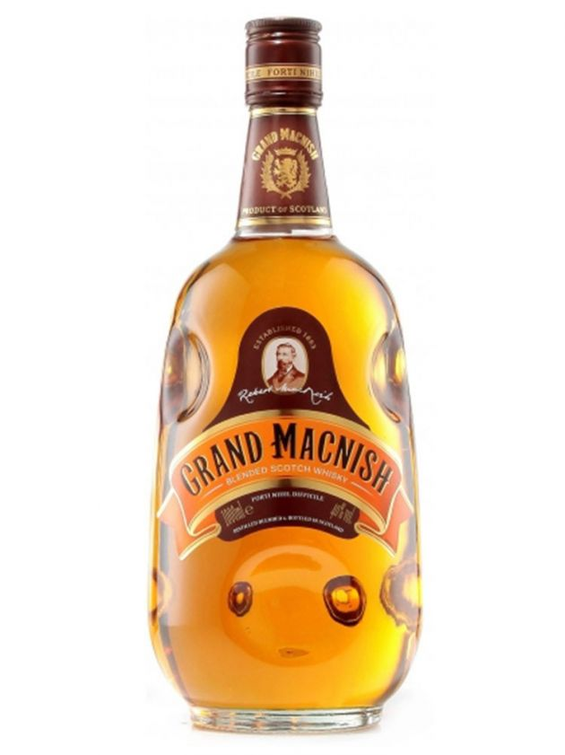 Grand Macnish Scotch Whisky 0,7 / 40%