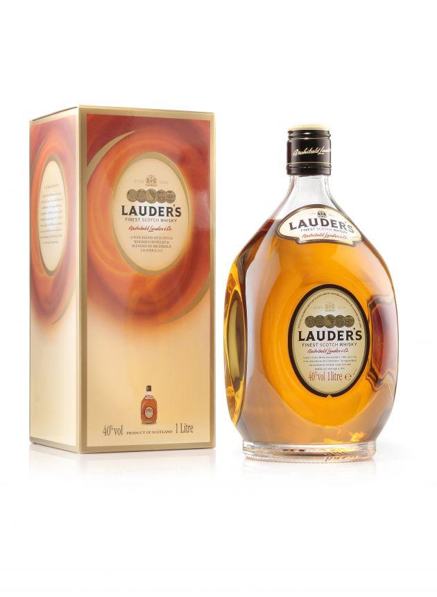 Lauder's Scotch Whisky 0,7 / 40%