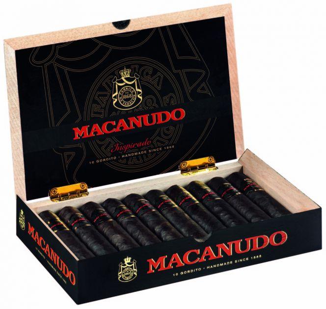 Macanudo Inspirado Black Gordito (10)