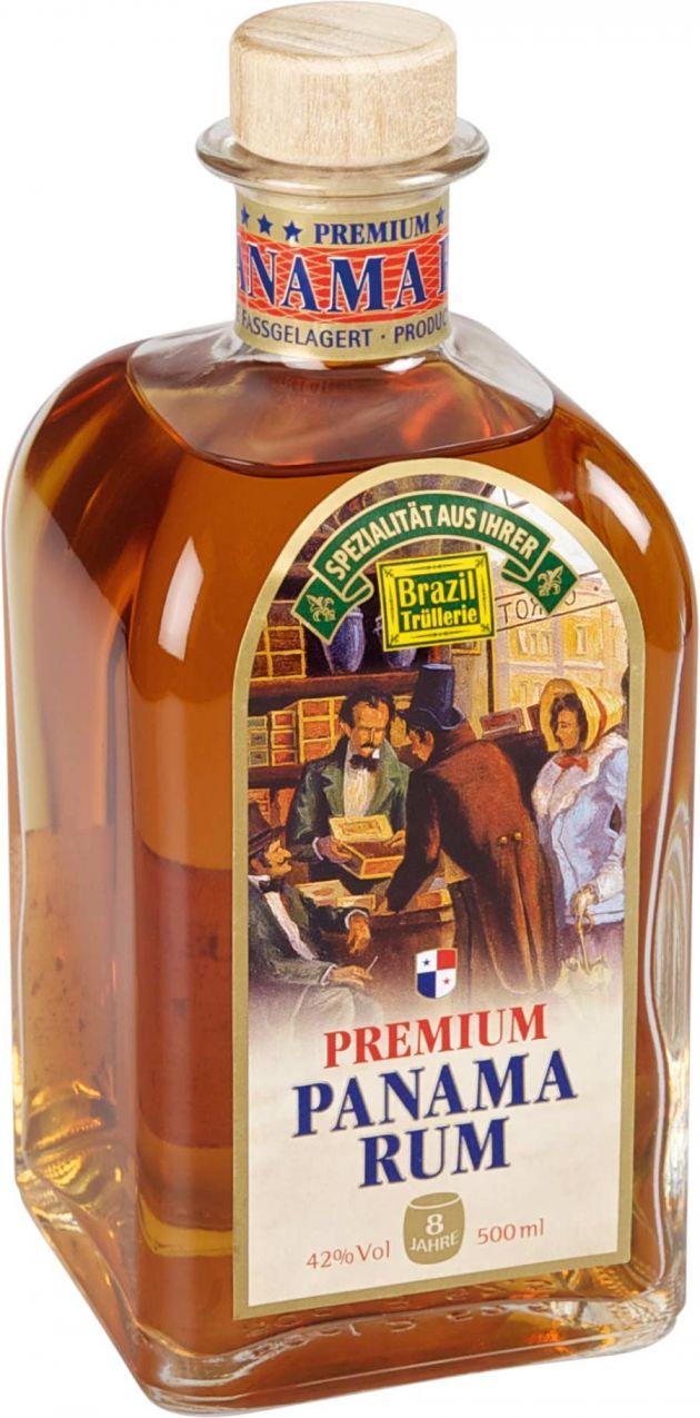 Panama Rum 8 Years Old