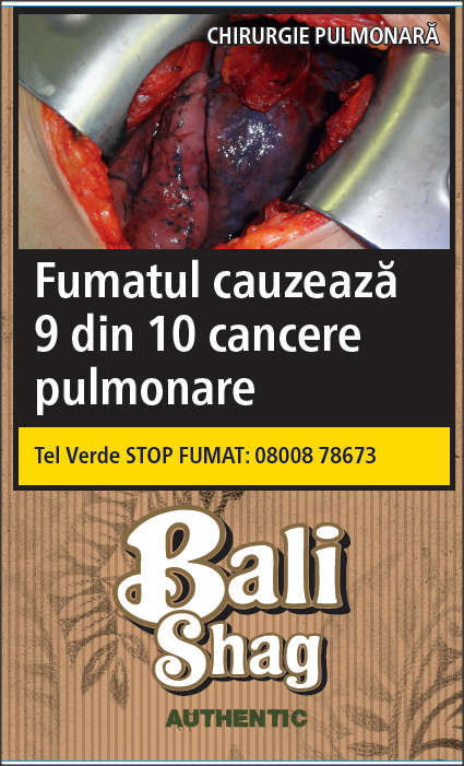 Tutun de rulat Bali AUTHENTIC