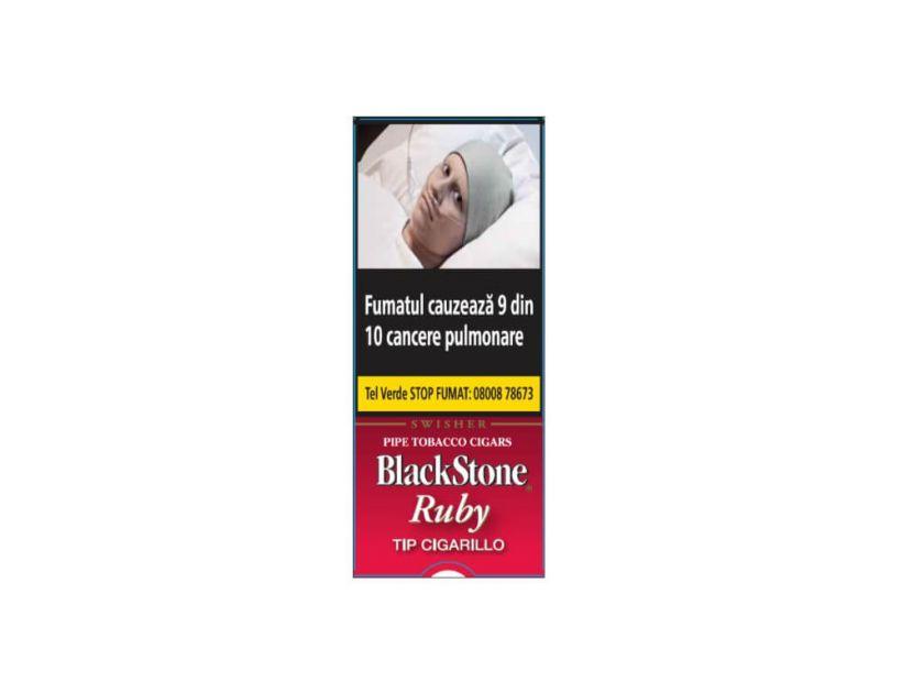 BlackStone Tip Cigarillos Ruby (5)