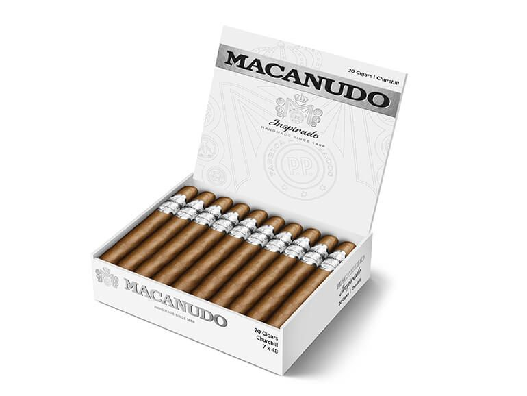 MACANUDO INSPIRADO WHITE CHURCHILL (20)
