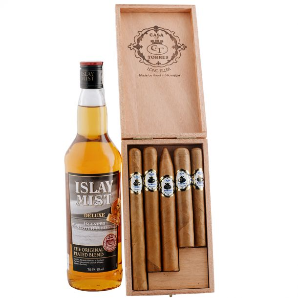 PARTY ISLAY MIST WHISKY PACK