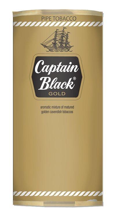 Tutun de pipa Captain Black GOLD