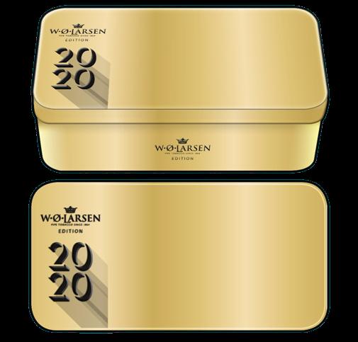 Tutun de pipa W. O. Larsen Editie Limitata 2020 (100 g)