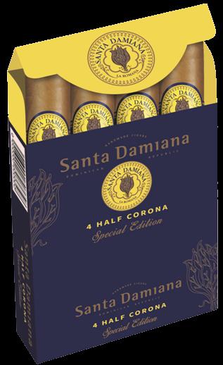 SANTA DAMIANA HALF CORONA LTD. ED 2021 (4)