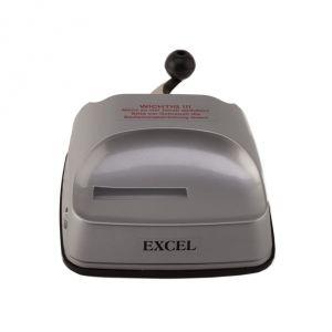 Aparat umplut tuburi Excel de Luxe Hauser