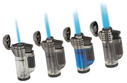 Bricheta Xikar TECH Quad Jet Flame