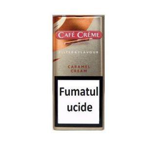 Cafe Creme Filter&Flavour Caramel Cream (10) + bricheta Chloe CADOU