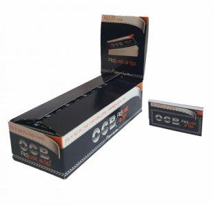 Adjustable cardboard filters OCB