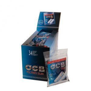 Filtre Slim pentru tigarete OCB