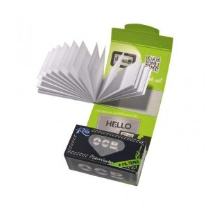 Foita in rola + Filtre Carton OCB