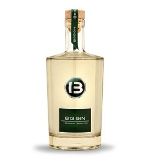 GIN B 13 Botanical Barel Aged 0,7 l (41,5%)