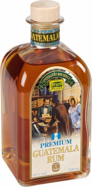 Guatemala Rum 5 Years