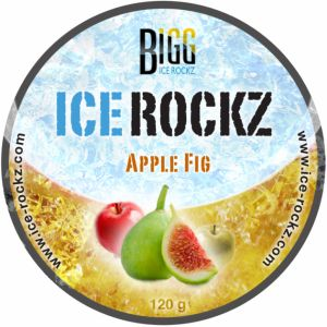 ICE ROCKZ Steam Stones Apple and Fig