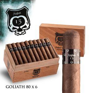 Asylum 13 Goliath 80 x 6 Nicaragua (20)