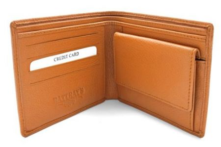 Leather wallet Rattray's