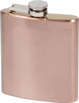 Alcohol flask Rosegold Hauser