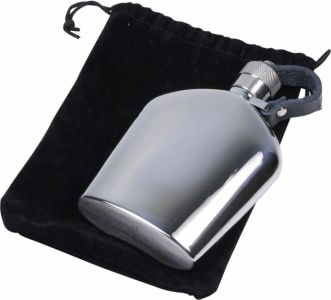 Alcohol flask Shiny&Velvet Hauser