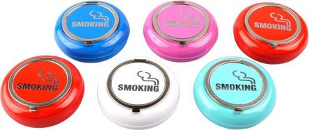 Hauser Smoking Pocket Ashtray