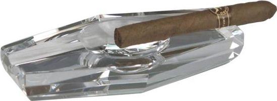 Scrumiera cristal Rombica (2 TF) Hauser