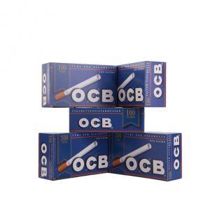 Tuburi cu filtru pentru tigarete 100 buc OCB