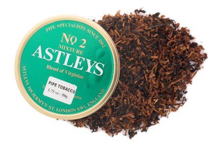Tutun de pipa Astley\'s No 2