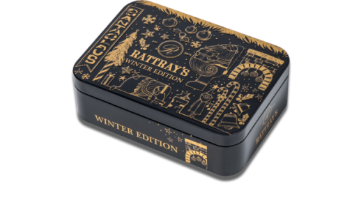 Tutun de pipa Rattray's Winter Time 2018 Ltd. Edition