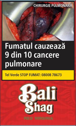 Tutun de rulat Bali RED