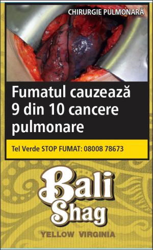 Tutun de rulat Bali YELLOW