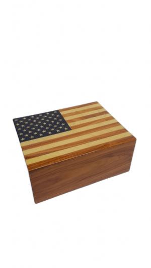 USA Flag Humidor