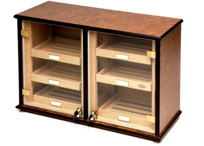 Humidor for cigars Savinelli