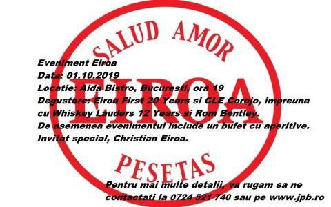 Bilet Eveniment Eiroa