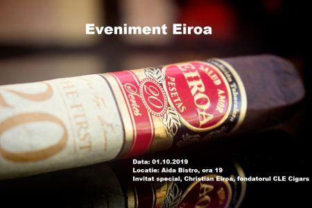 Bilet Eveniment Eiroa Bucuresti