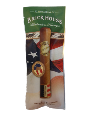 Brick House Robusto Double Connecticut Fresh Pack (1)