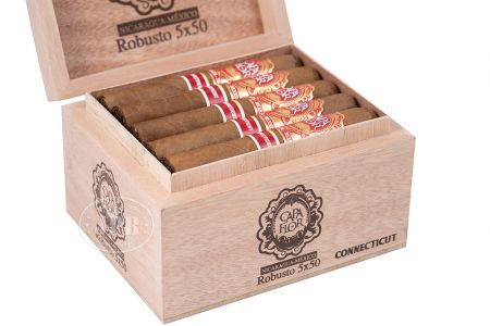 CAPA FLOR ROBUSTO CONNECTICUT (20)