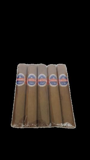El Triunfo Natural Wrapper Wide Robusto (10)