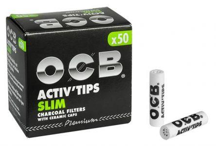 Filtre ceramica & carbon ACTIV TIPS OCB