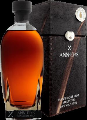 Hannelore Rum Mauritius 5 Years / 0,5L x 40%
