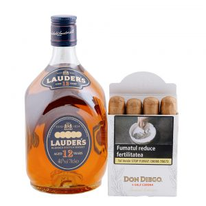 LAUDER'S WHISKY LOVERS PACK