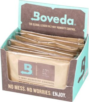 Plic umidificator 62% Boveda