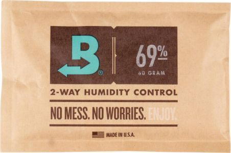 Boveda 2-Way Humidity Control pack 69% (60gr)